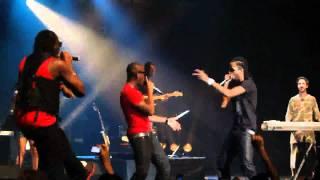 Kalash, Lieutenant & Krys - Pran pié version bootyshake tour 2011