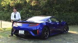 getlinkyoutube.com-ホンダ NSX 試乗インプレッション 試乗編