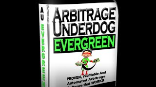 getlinkyoutube.com-Arbitrage Underdog Evergreen Review