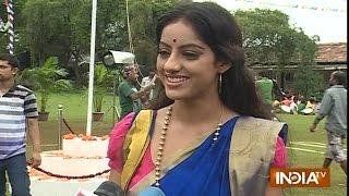 getlinkyoutube.com-Diya Aur Baati Hum: Sandhya Talks About the New Promo of the Serial - India TV