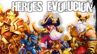 getlinkyoutube.com-Castillo Furioso: Como Evolucionar tu Heroe leyenda