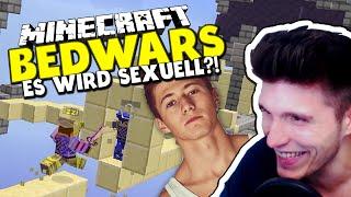 """getlinkyoutube.com-ES WIRD SEXUELL?! & """"OPERATION"""" STARTEN! ✪ Minecraft Bedwars Woche Tag 141 mit Izzi"""
