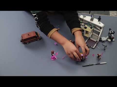 LEGO Marvel Avengers: Engame Final Battle - 76192