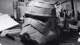 getlinkyoutube.com-Как сделать шлем штурмовика?! Star Wars