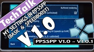 getlinkyoutube.com-My SETTINGS in PPSSPP v1.0 - v1.0.1 On Android (FOR BEST GAME PERFORMANCE)