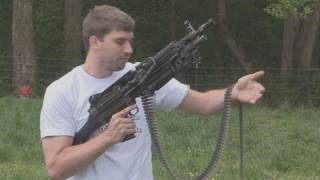 getlinkyoutube.com-M249 SAW Rampage!