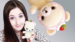 getlinkyoutube.com-Amigurumi Tag ♥ Люблю амигуруми ♥ Моя история вязания игрушек