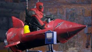 getlinkyoutube.com-Deadpool Game Movie (Full HD)