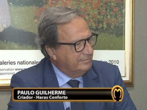 ENTREVISTA PAULO GUILHERME - HARAS CONFORTO - CARNAVAL 2013 - BEIJA-FLOR E MM