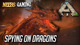 getlinkyoutube.com-Ark: Survival Evolved - Spying on Dragons