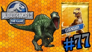 getlinkyoutube.com-NO KO!!!! | Jurassic World - The Game | #77