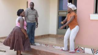 WHEN TWO ELEPHANTS FIGHTING. Kansime Anne. African Comedy