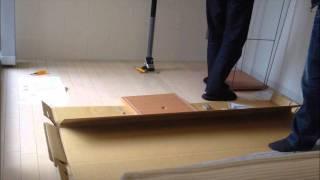 getlinkyoutube.com-IKEA DETOLF 組み立て