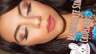 Look de Dia | Maquillaje sin Crueldad /Colab con Mayolabr - Guay NGTips | Nena Guzman