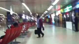 getlinkyoutube.com-Dhaka Airport Arrival Port . Shahjalal Intl. Airport Dhaka