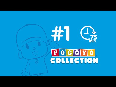 Pocoyo - Full episodes of Pocoyo in English for kids (more than 1 hour) PACK 1