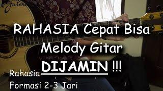 getlinkyoutube.com-RAHASIA Bisa Cepat Melody Gitar (DIJAMIN BISA!!!)