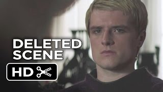 getlinkyoutube.com-The Hunger Games: Mockingjay - Part 1 Deleted Scene - I'm Not Asking (2014) - THG Movie HD