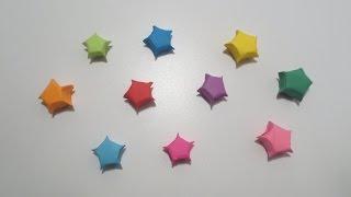 كيف تصنع نجوم حظ ?