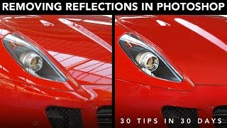 getlinkyoutube.com-Removing Reflections in Photoshop