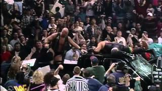 getlinkyoutube.com-Stone Cold Steve Austin vs The Rock IC Championship match