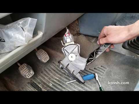 Почему дизель глохнет на холостых и работает на оборотах, Ford Transit 2.4TD, ТНВД Bosch VP30, D2FA