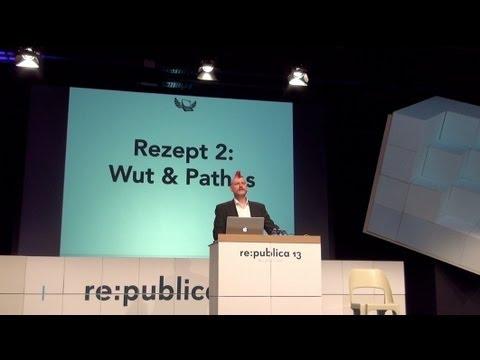 re:publica13: Zurück zum Blog und wie holen wir uns das Internet zurück