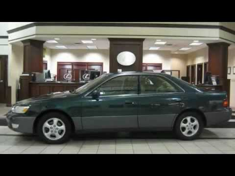 1998 Lexus Es 300 Problems Online Manuals And Repair