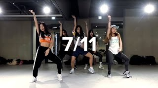 getlinkyoutube.com-Mina Myoung Choreography / Workshop / Beyonce - 7/11