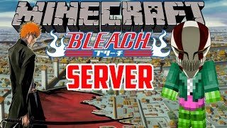 getlinkyoutube.com-Minecraft Server: Bleach RPG Server! - Part 1: Soul Reapers and Hollows