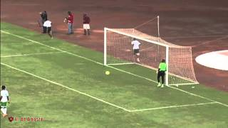 Páizo, marca melhor  golo do Girabola 2013 até ao momento
