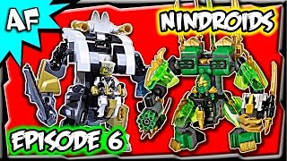 Lego Ninjago Rebooted Episode 6: Rise of the Nindroids FINALE
