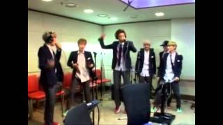 getlinkyoutube.com-EXO on crack 1 ~Russian version~