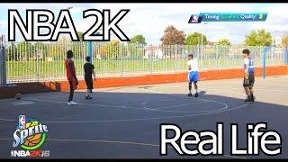 getlinkyoutube.com-NBA 2K16 in Real Life (Blacktop)