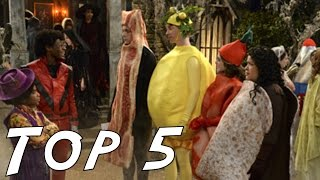 getlinkyoutube.com-Austin And Ally: Scary Spirits & Spooky Stories-Top 5 Moments