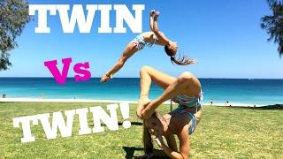 getlinkyoutube.com-ACRO Gymnastics COMBO challenge!