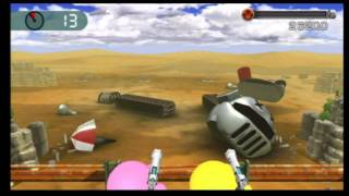 getlinkyoutube.com-Gaming with the Kwings - Kirby's Return to Dreamland Part 17 (Wii) Mini Games