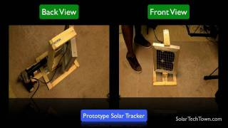 getlinkyoutube.com-Solar Tracker (Open Source Circuit)