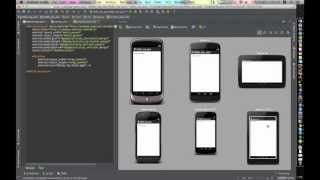 getlinkyoutube.com-Android Studio - My first Android Studio app.