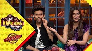 The Kapil Sharma Show - Luka Chuppi Episode Uncensored Footage   Kartik Aaryan, Kriti Sanon
