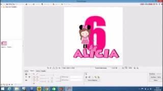 getlinkyoutube.com-PAP #1   Como fazer tag personalizada com nome e idade da criança no Photoscape