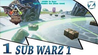 getlinkyoutube.com-Ark Survival Of The Fittest SubWarz 1 - E1 - Strong Start