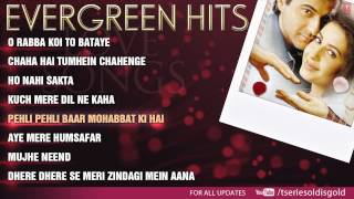 getlinkyoutube.com-Hindi Romantic Songs | Jukebox | Evergreen Hits | Part - 1