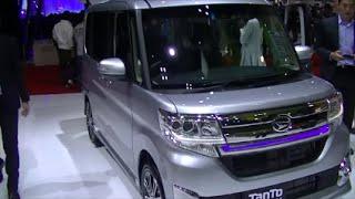 getlinkyoutube.com-ダイハツ タントカスタム 展示車 東京モータショー2015 動画