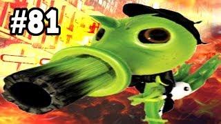 getlinkyoutube.com-PVZ Garden Warfare - Agent Pea Multiplayer