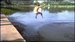 getlinkyoutube.com-Adolescente morre afogado em lago na Grande São Paulo