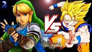 getlinkyoutube.com-【LINK VS GOKU!】FINAL ROUND! - Dissidia 012