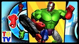 getlinkyoutube.com-Marvel Super Hero Mashers