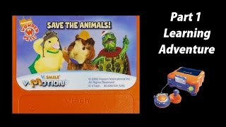 getlinkyoutube.com-Wonder Pets: Save The Animals! (V.Smile V.Motion) (Playthrough) Part 1 - Learning Adventure