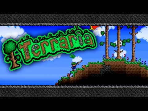 "TotalBiscuit and Jesse Cox Play Terraria - Part 2 - Jesse is ""turable"" at mental arithmetic"